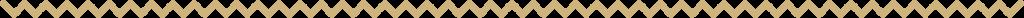 Gold chevron divider